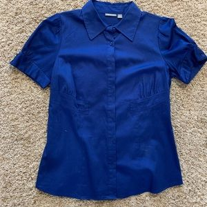 APT 9 button down blouse NWOT